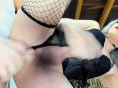 Sizzling Hot Ass Fucking Scene