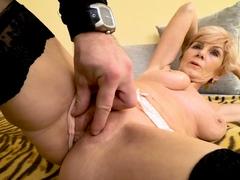 MATURE4K. Pornstar took panties off to show lovelace