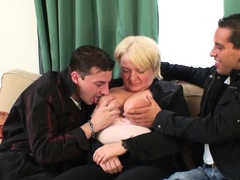 two-dudes-pick-up-big-tits-blonde-grandma