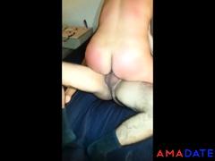 Hispanic tall cuck girl fucked by big cock Rico Gardner