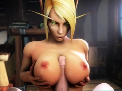 Sex Compilation of The Best 3D Bitches