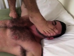 Gay sex feet movieture and white male foot fetish Of