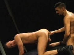 Fisting gay barefoot new video Club Inferno's own