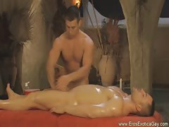 Sweet Gay Genital Massage